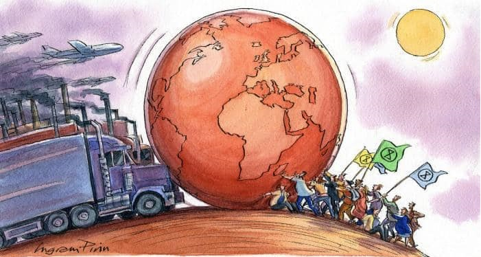the SKI world